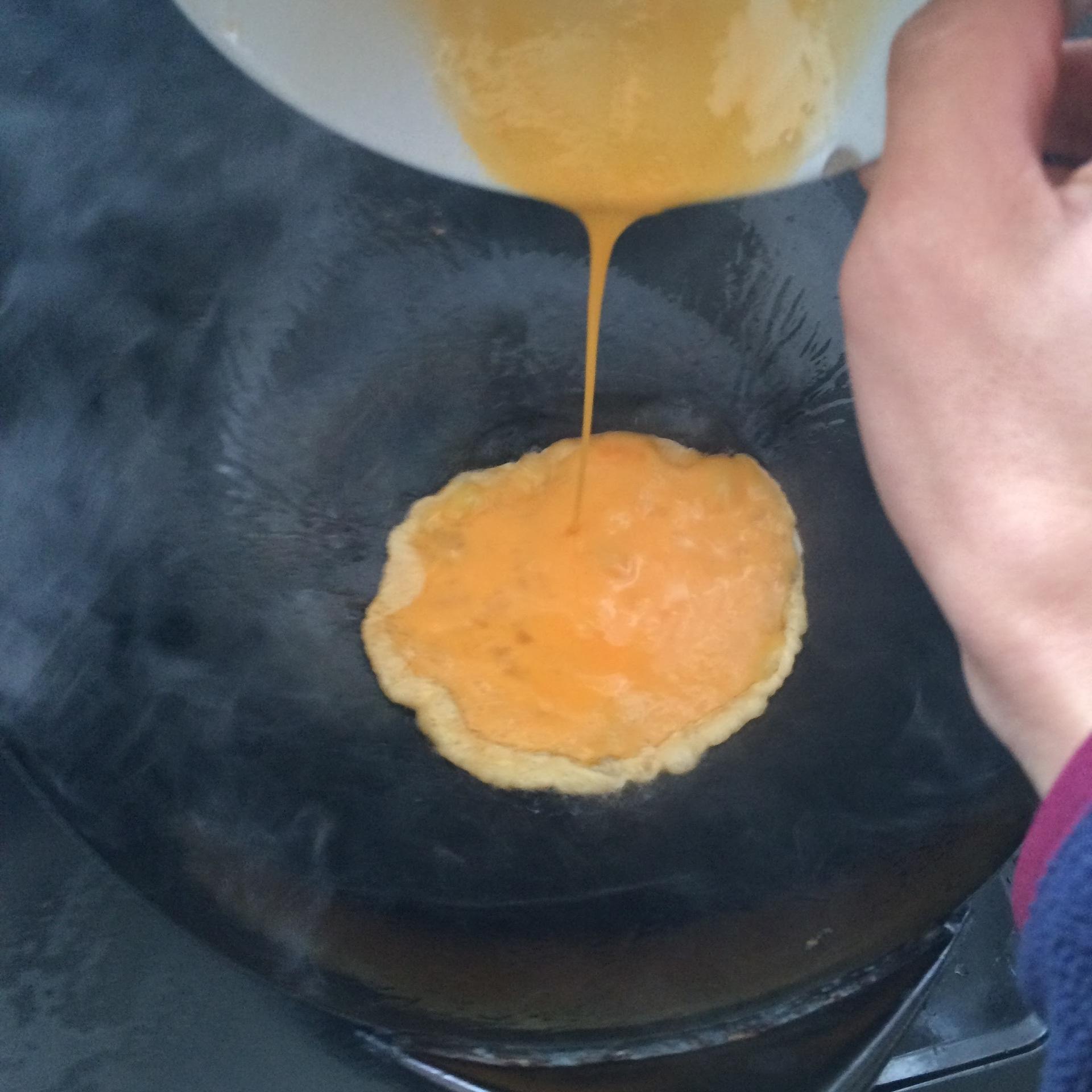 お店チャーハン しっかり 卵 7.JPG